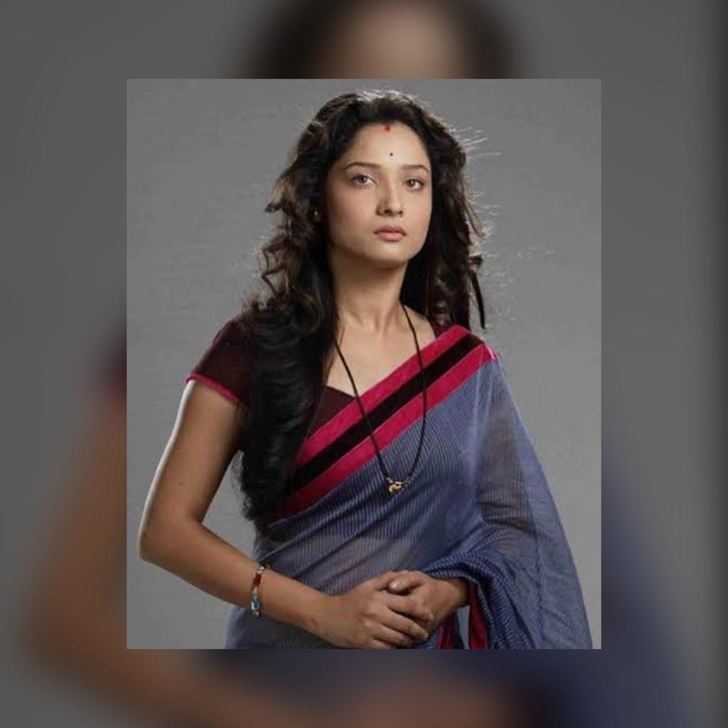 Ankita Lokhande bought her own sarees in Kolkata for 'Pavitra Rishta'; see Instagram photos