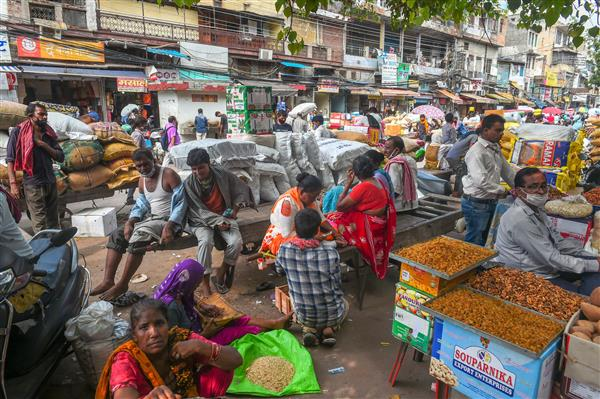 Delhi Police focus on security, adherence to COVID norms in city's crowded markets