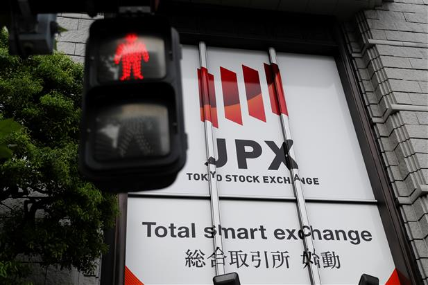 World Shares Mostly Higher; Tokyo Trading Halted By Outage