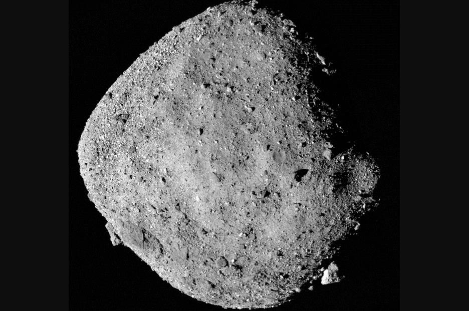 Asteroid Bennu promises pristine ET material from space: NASA