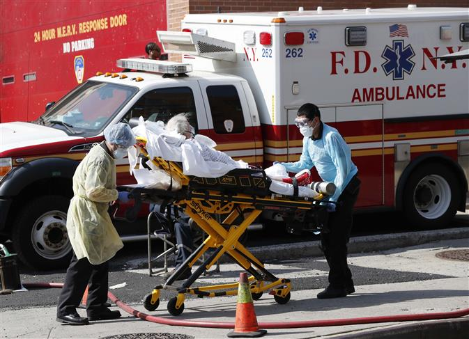 US faces half a million COVID-19 deaths by February-end, study finds