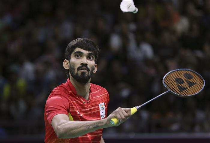 Kidambi Srikanth wins first match at Denmark Open