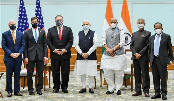2+2 ministerial dialogue brought 'unprecedented cooperation' between India, US: Lawmakers