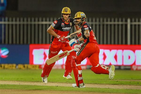 Kohli criticised for sending Sundar, Dube ahead of AB against KXIP