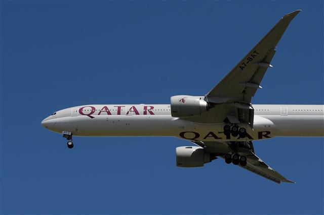 Australia protests Qatar examinations of women passengers