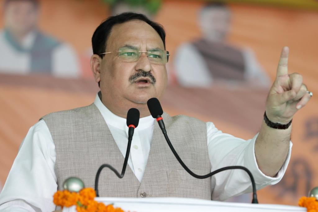 The more Congress hates PM, the more people support Modi: Nadda