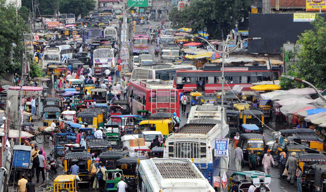 22 Amritsar city junctions to don new look to ease traffic congestion