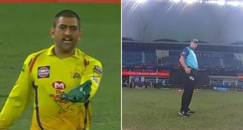 'Angry' MS Dhoni' influences umpire Paul Reiffel's decision; sparks outrage: 'How can you bully him, MSD?'