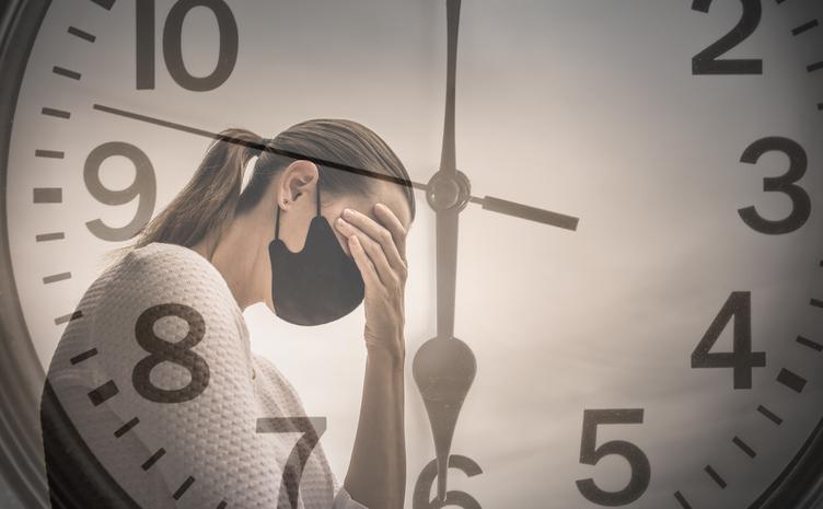 COVID-19 lockdown reduced sleep quality, mental health