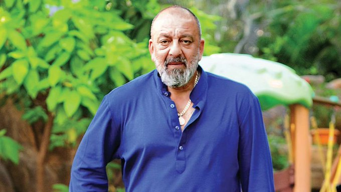 Sanjay Dutt announces recovery from cancer on his kids' birthday, says best gift for them