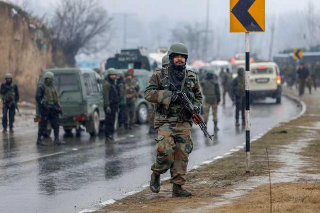 CRPF personnel injured in militant attack in J-K