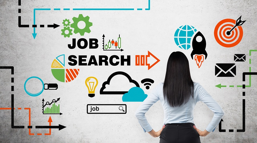 Tips to maximise Job search through social media channels