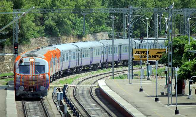 Delhi-Katra train to resume from October 15