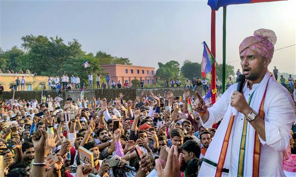 Jail is the right place for Nitish: Chirag Paswan