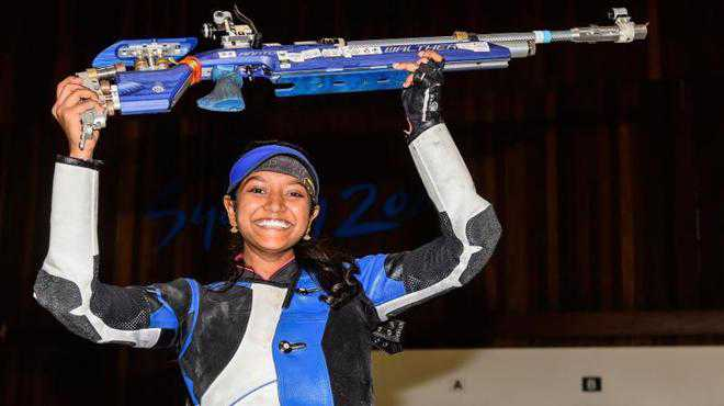Shooters Elavenil, Tushar to compete in Sheikh Russel championship