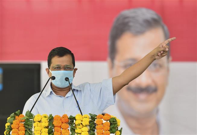 All citizens should get free Covid-19 vaccine: Delhi CM Arvind Kejriwal
