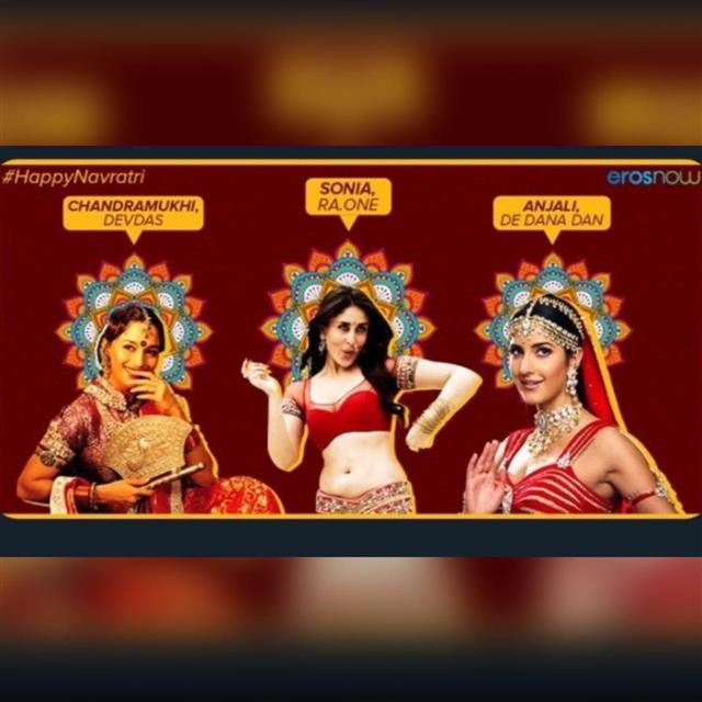 Eros Now faces social media ire for sharing 'vulgar' memes on Navratri; company issues apology