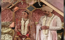 Kajal Aggarwal marries Gautam Kitchlu in intimate ceremony; see pictures from their fairytale wedding