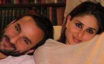 Kareena Kapoor wishes Saif Ali Khan on 8th wedding anniversary, reveals secret of their happily married life; see picture