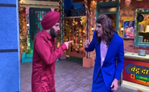 Kapil Sharma dressed as Navjot Singh Sidhu returns; asks Krushna Abhishek to deliver a dangerous message to Archana Puran Singh