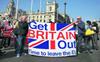 Britain, EU split on state aid in crunch week of trade talks