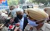 Punjab Ex-DGP Sumedh Saini appears before SIT at Mohali in Multani case