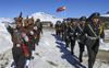 Chinese soldier who strayed across LAC in Ladakh's Demchok sector released