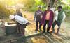 Rural grain markets sans basic facilities