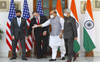 India, US ink strategic defence pact