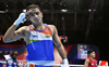 Amit Panghal, Sanjeet strike gold at French boxing tourney