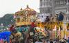 Muted 'jamboo savari' in palace marks Mysuru Dasara finale