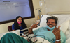 Chetan Sharma shares picture of Kapil Dev, says 'Pa ji is OK now'