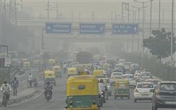 Delhi's air quality 'very poor'; stubble-burning contribution may increase