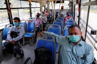 Delhi public buses to run with full seating capacity