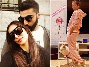 Arjun Kapoor's birthday wish for his 'fool' Malaika Arora is as adorable as they are