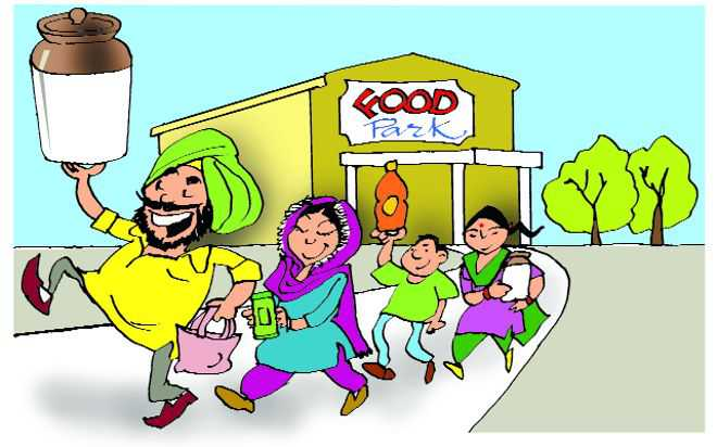 Punjab's third food park to open soon