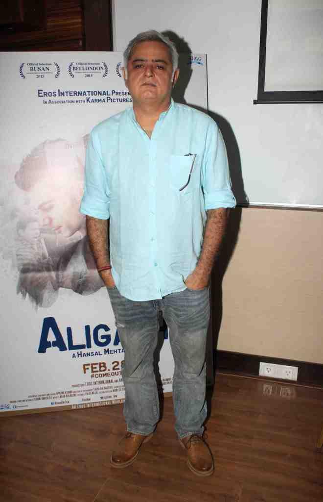 Hansal Mehta says making Simran was 'painful'