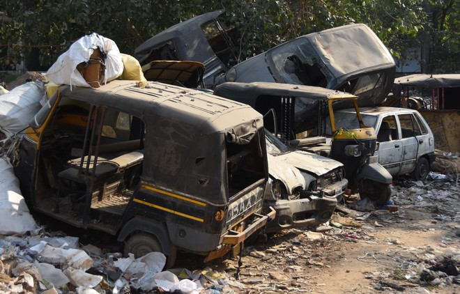 4K vehicles lying in Ludhiana police stations to be disposed of