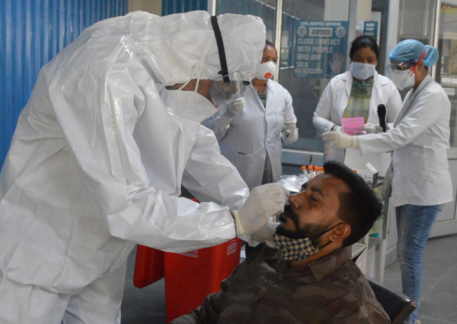4 more die, 47 test positive for Covid in Ludhiana district