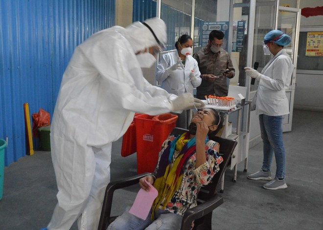 Covid-19: Virus claims 2 more lives; 38 fresh cases in Ludhiana