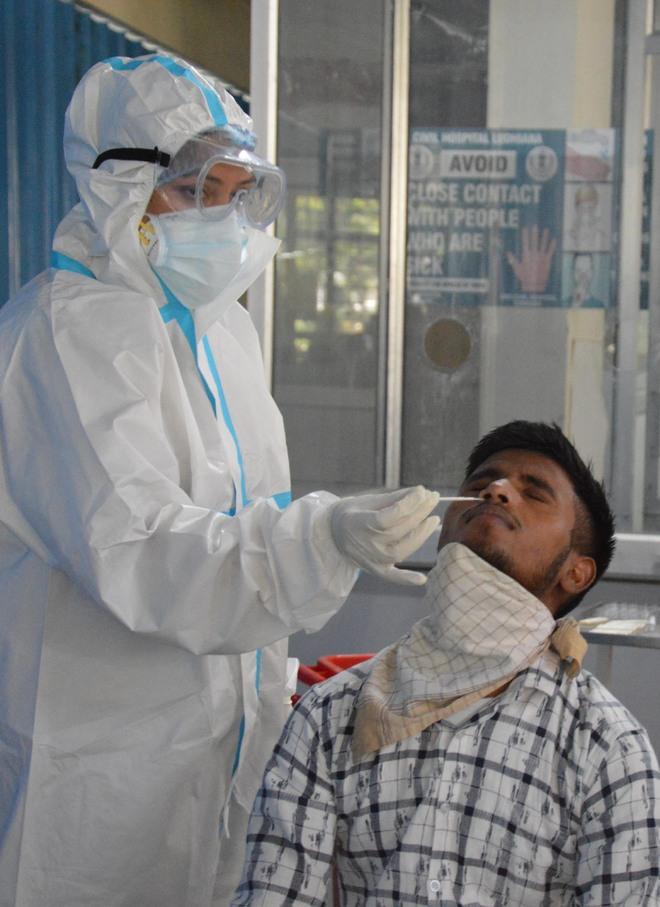 1 Covid death; 54 +ve cases in Ludhiana