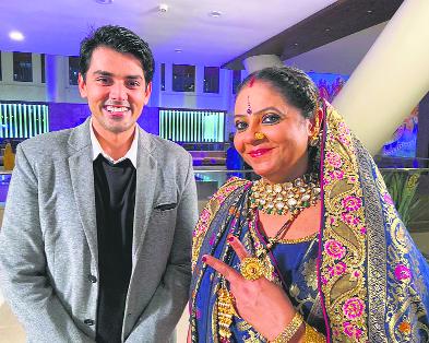 Harsh Nagar is all praise for Rupal Patel