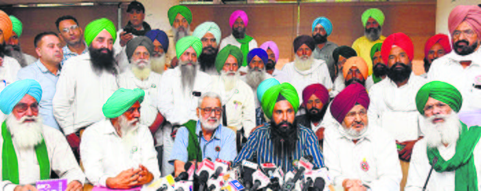 Farm unions to take stir beyond Punjab