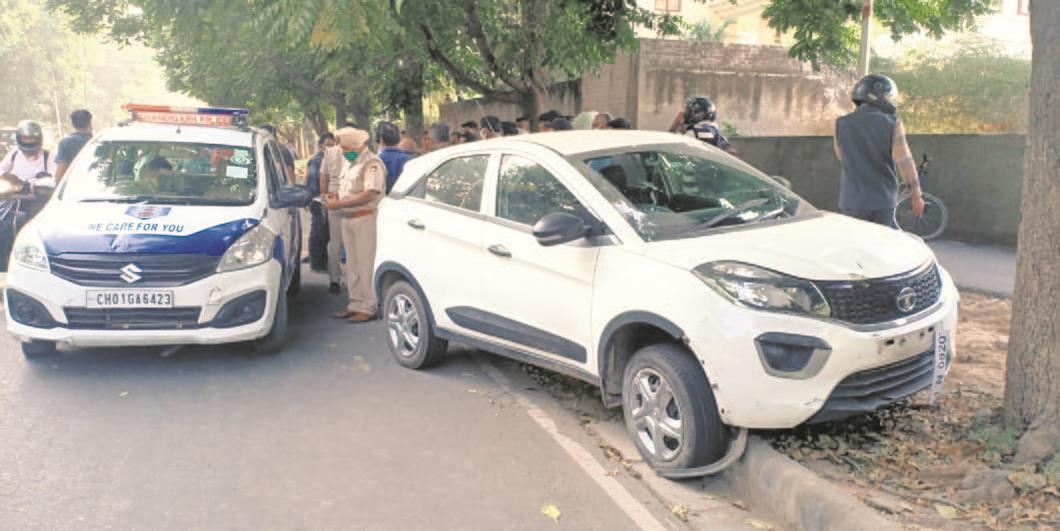 Rashly driven SUV snuffs out two lives in Chandigarh