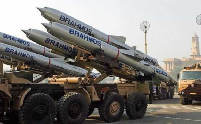 India successfully test fires Brahmos missile from navy ship