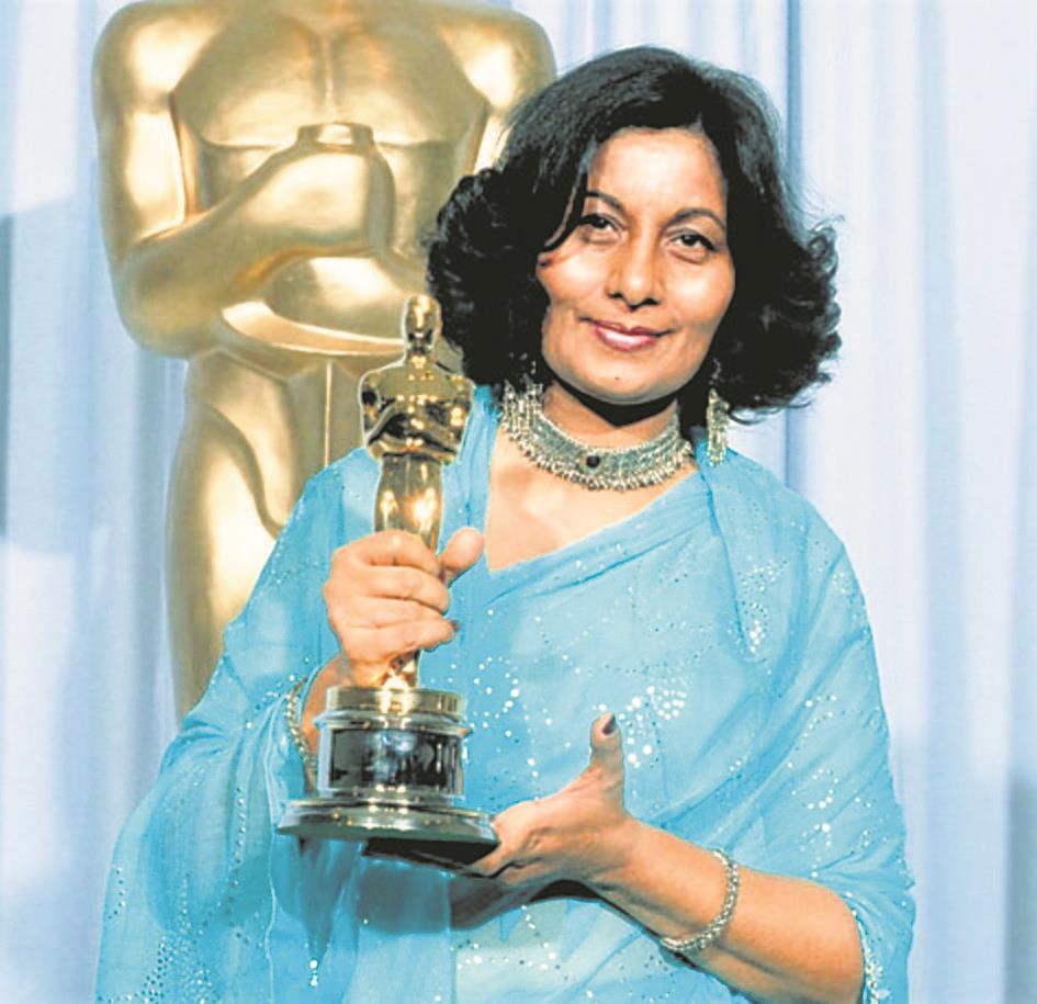 India's 1st Oscar-winning costume designer dead