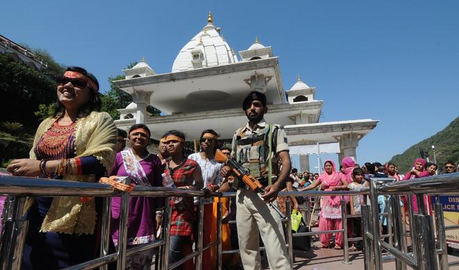 QRTs deployed for Vaishno Devi pilgrims' security