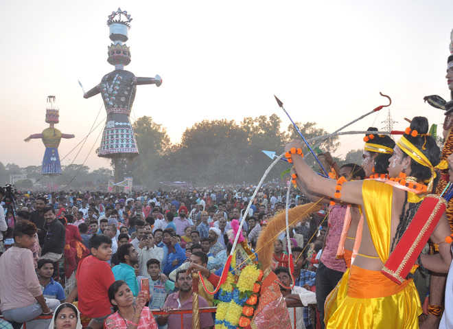 12 committees in Jalandhar get permission for Dasehra celebrations