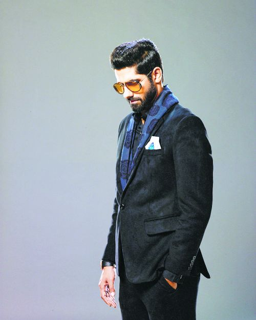 Rrahul Sudhir resumes shoot