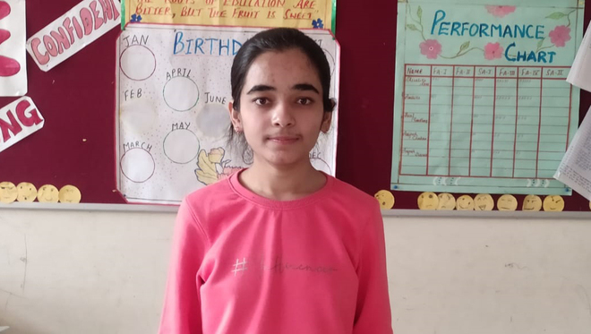 Self-belief must to attain success, says state NEET topper